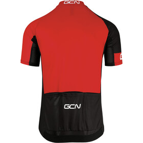 assos GCN Pro Training Jersey korte mouwen Heren, gcn